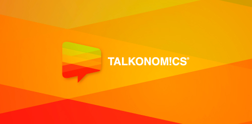 Talknomics logo