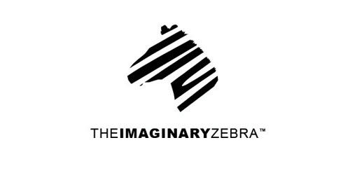 The Imaginary Zebra logo