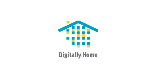 Digitally Home logo