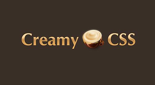 Creamy CSS Showcase