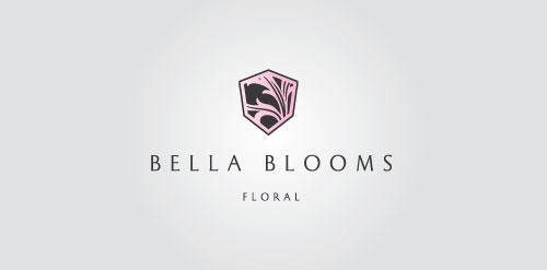Bella Blooms logo