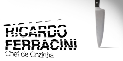Ricardo Ferracini Chef logo