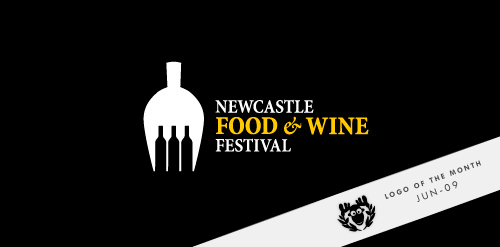 Newcastle Food & Wine Festival logo