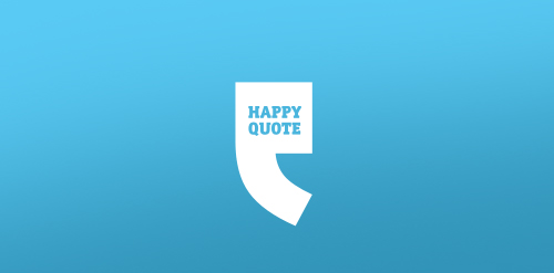 Happy Quote