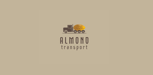 Almond Transport logo