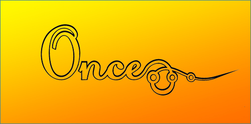 Once…