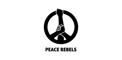 Peace Rebels logo