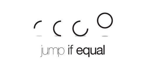 jump if equal