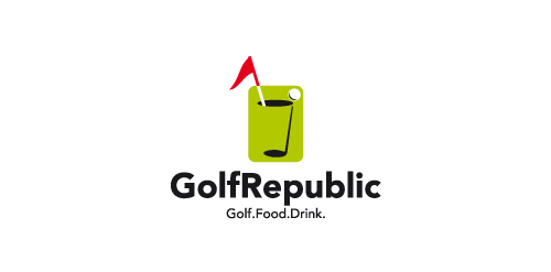 Golf Republic logo