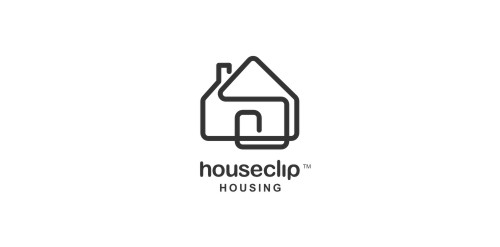 Houseclip logo