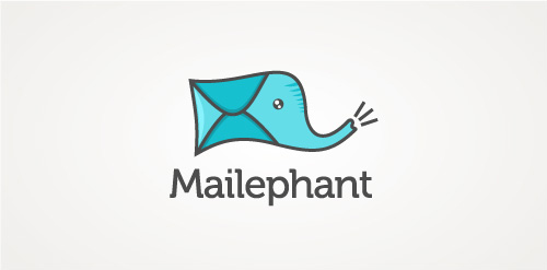 Mailephant logo