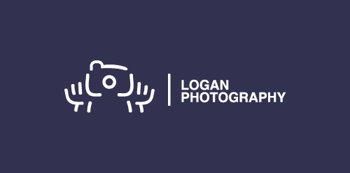 Logan Photography logo