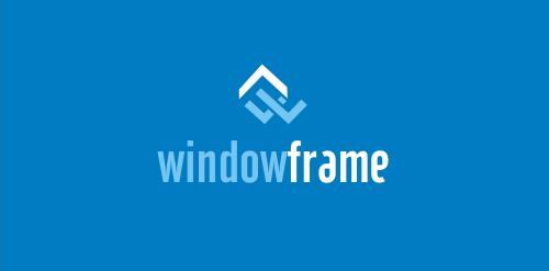 window frame logo