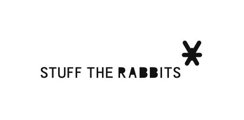 stuff the rabbits