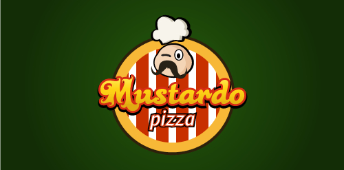 Mustardo Pizza
