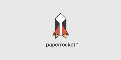 Paper Rocket logo