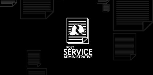 Post Service Administrative