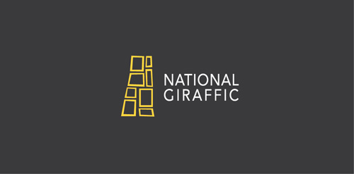 National Giraffic logo