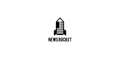 News Rocket logo