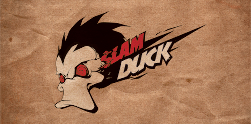Slam Duck logo