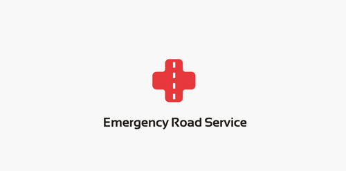 Emergency Road Service logo