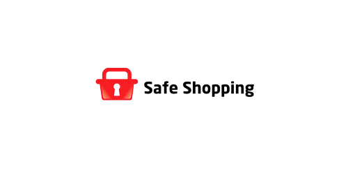 safe shopping logo