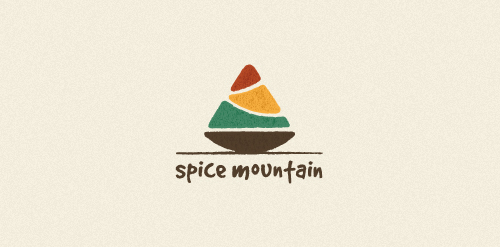 Spice Mountain logo