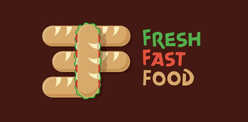 3F Fresh Fast Food logo