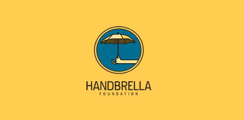 Handbrella