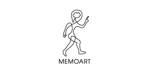 Memoart logo