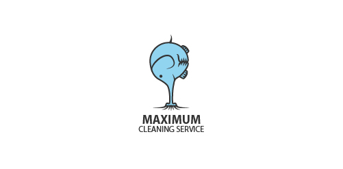 Maximum Cleaning Service logo