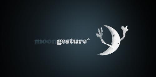 moon gesture