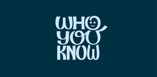 Who You Know logo
