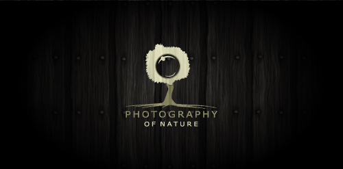 Photography of nature logo