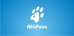 all4paws logo moose