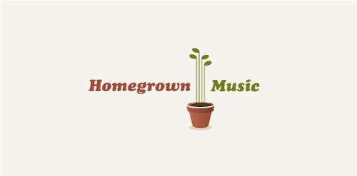 Homegrown Music logo