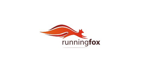 Running Fox logo