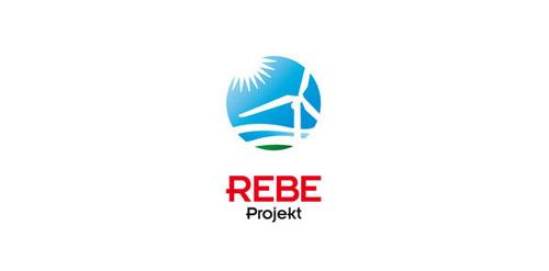REBE Projekt logo