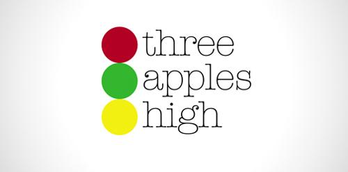 Three Apples High Three Apples High