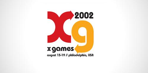 X-Games 2002 identity