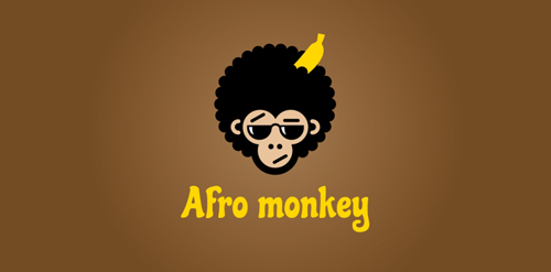 Afro moneky