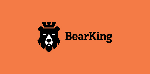 BearKing logo