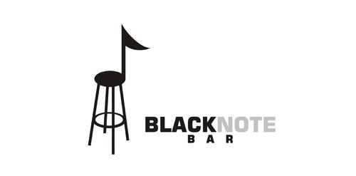 Black Note Bar