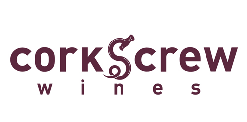 Cork Screw Wines logo