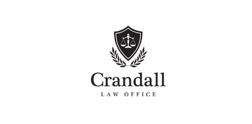 Crandall Law Office Logo Logomoose Logo Inspiration
