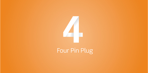 Four Pin Plug