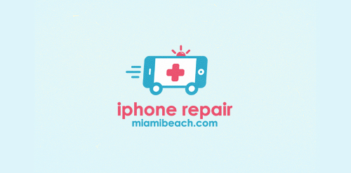 Iphone Miami Beach
