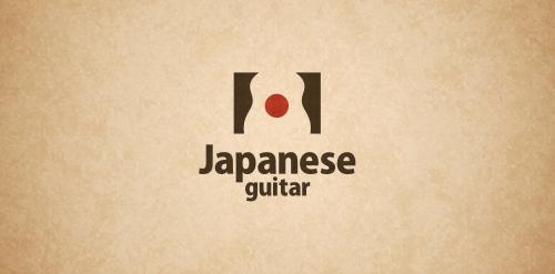 Japanese guitar