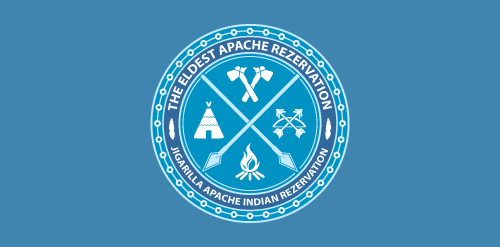 Jigarilla Apache Indian Rezervation