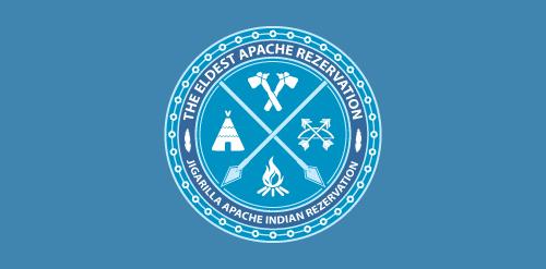 Jigarilla Apache Indian Rezervation